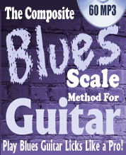 Advance Scale Concepts and Licks for Guitar by Jean Marc Belkadi